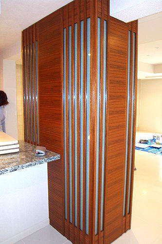 柱の化粧 パネル