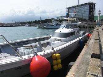 遊漁船(釣り船)広布号